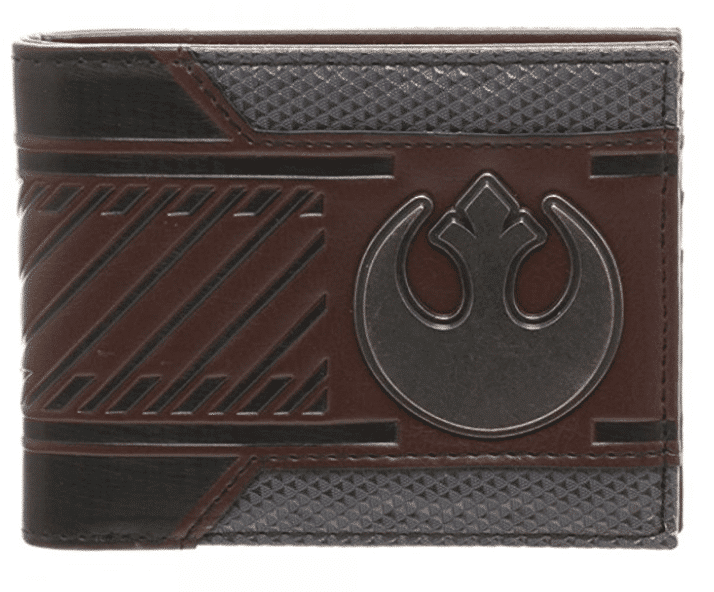 A wallet makes a great Star Wars gift idea for him