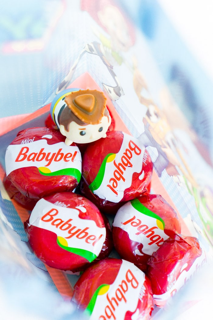 Mini Babybel will be one of the snacks at Walt Disney World Toy Story Land