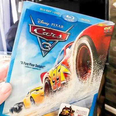 Cars 3 Available on Blu-Ray and DVD Today: 4 Reasons to Buy