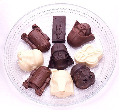 Chocolates make great Star War gift ideas for her