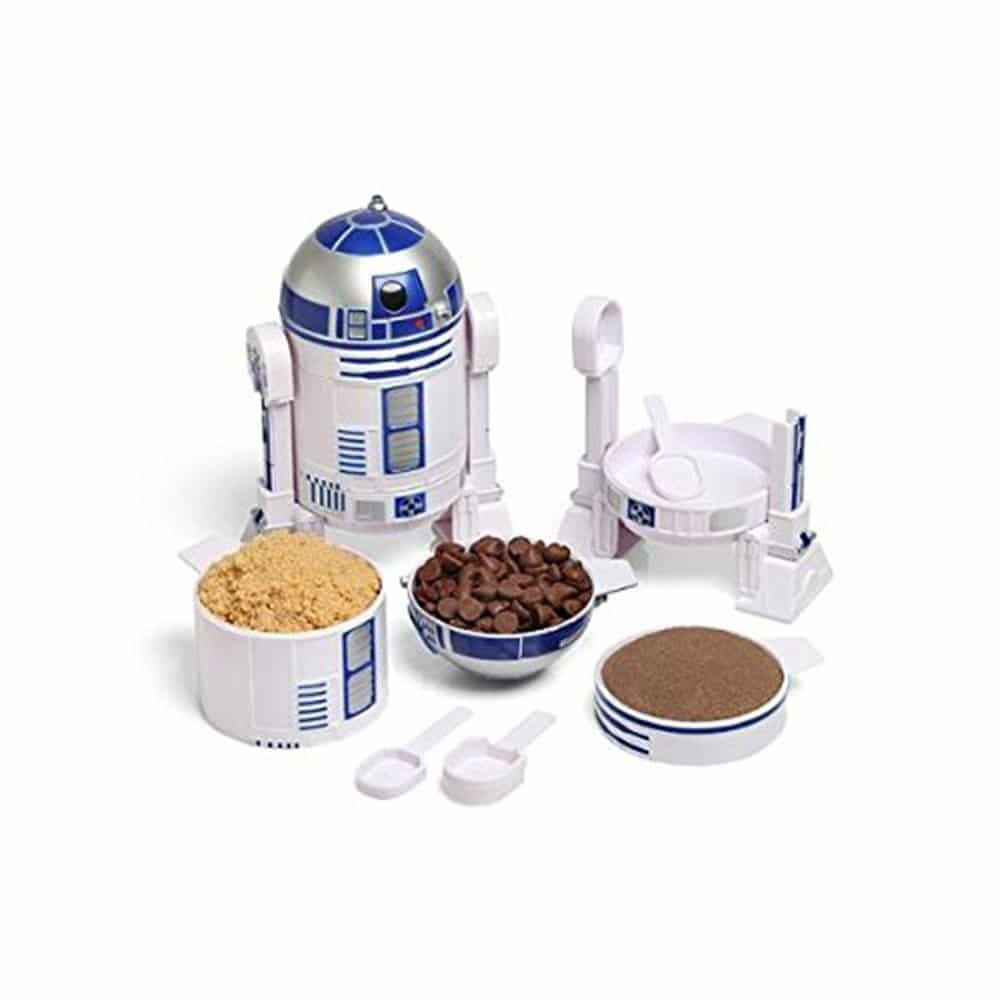 Measuring cups make great Star Wars gifts