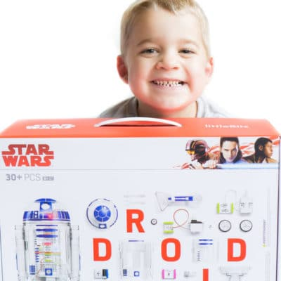 7 Reasons Every Star Wars Fan Needs a littleBits Droid Inventor Kit