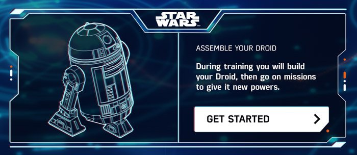 The littleBits Droid Inventor Kit comes with a cool Droid Inventor app