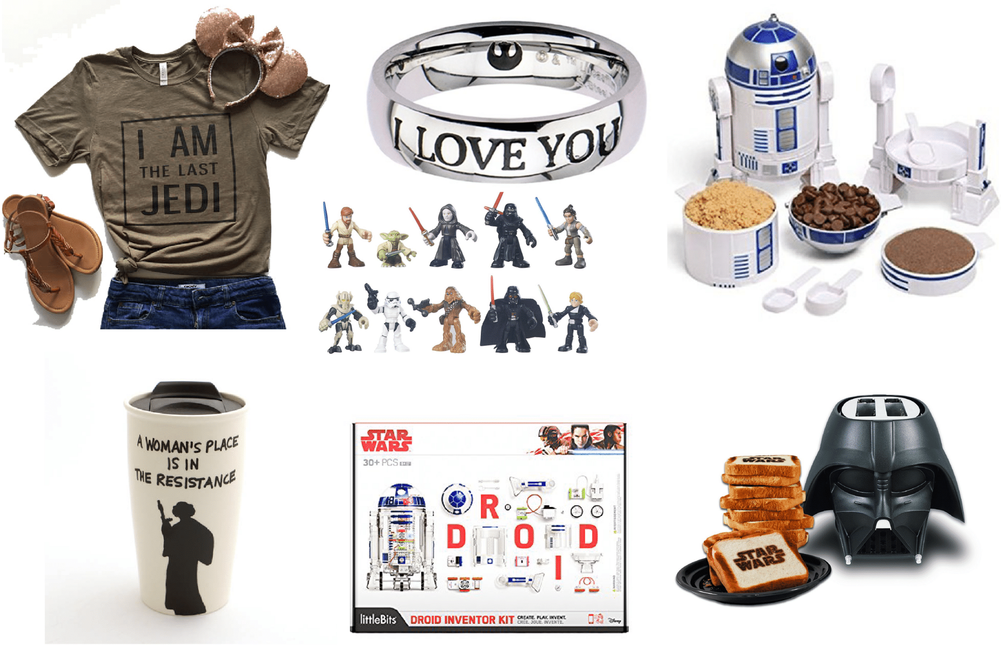 Star Wars gift ideas for him, her, and more