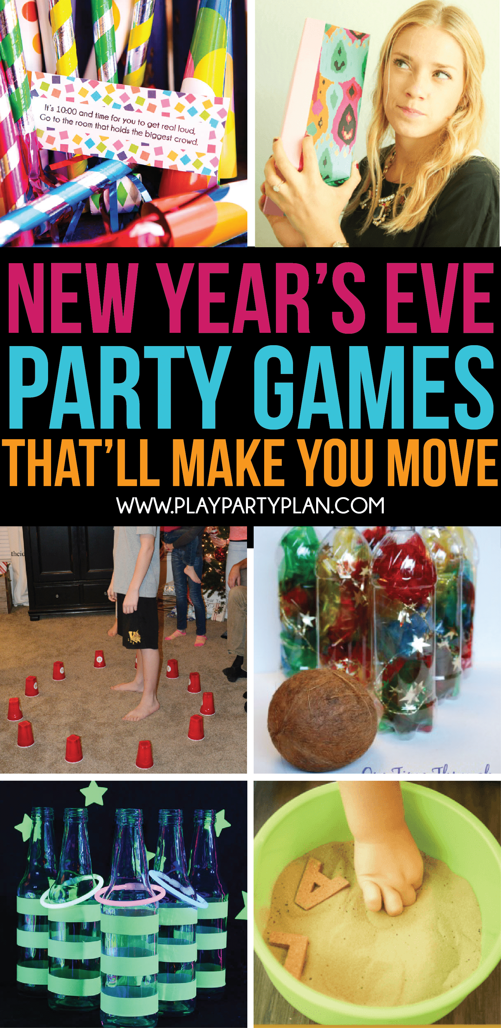 Fun Games To Play On New Years Eve