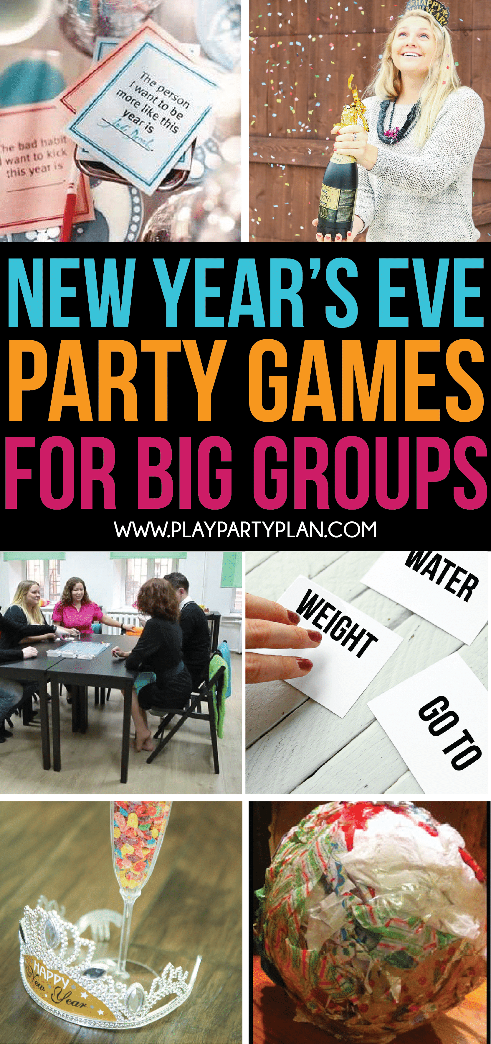 20 of the Best New Year's Eve Games - Play Party Plan