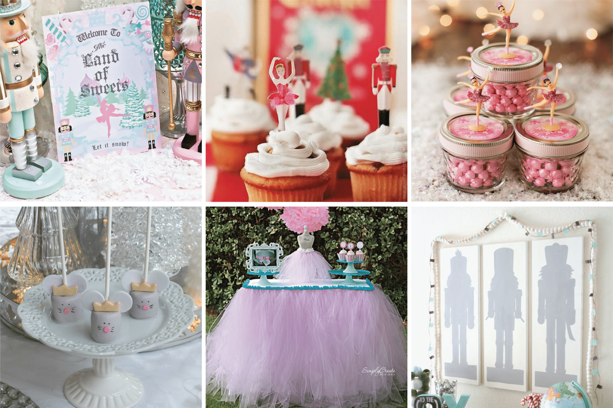 The Nutcracker Party Food Ideas