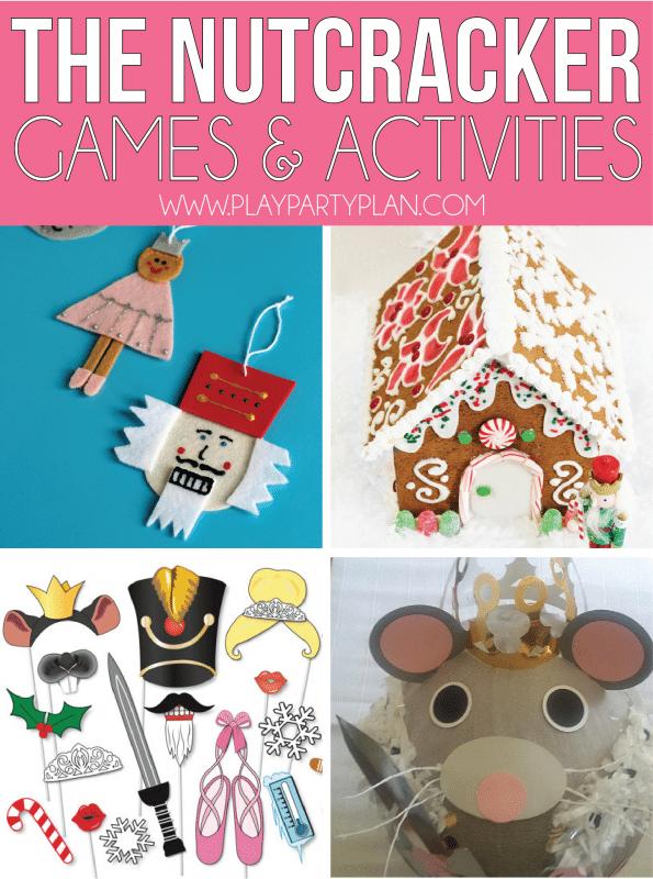 Fun things to do at a Nutcracker party