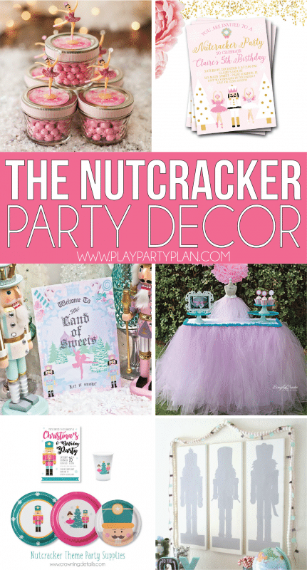 The Nutcracker decorations and more