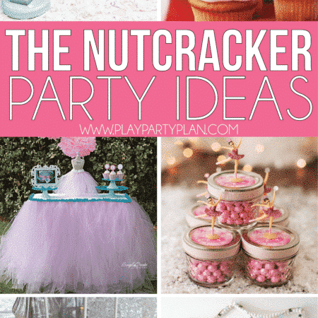 The best party ideas inspired by The Nutcracker