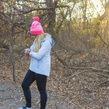 Warm running hats can make a winter run bearable