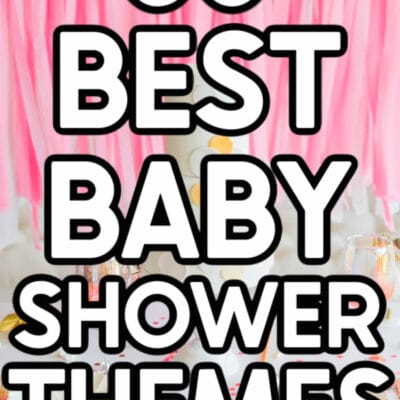 50+ Creative Baby Shower Themes for Girls