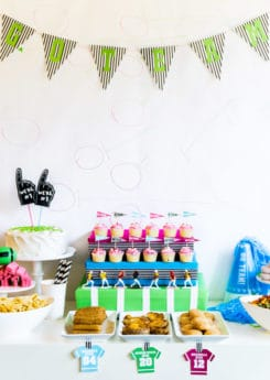 The best game day party ideas