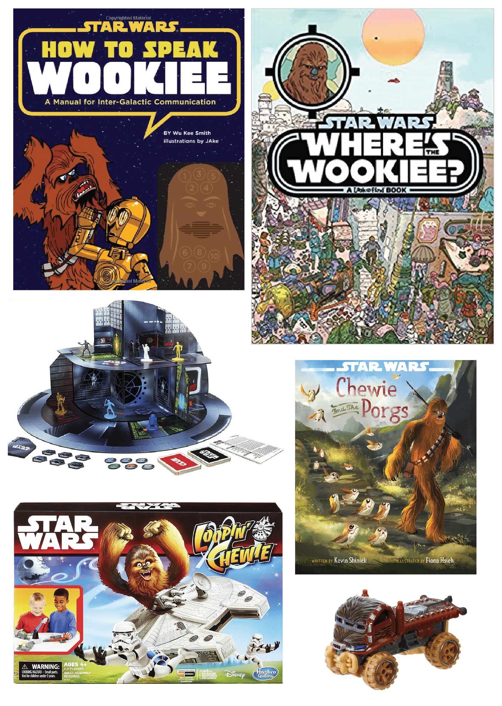 Need Star Wars gift to bring to a party? These Chewbacca inspired products are some of the best birthday gifts, Star Wars clothes, or really just products for people who loved The Last Jedi