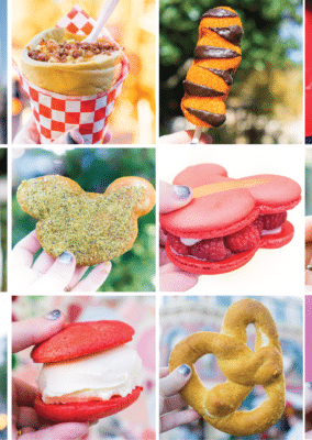 The Very Best Things to Eat at Disneyland