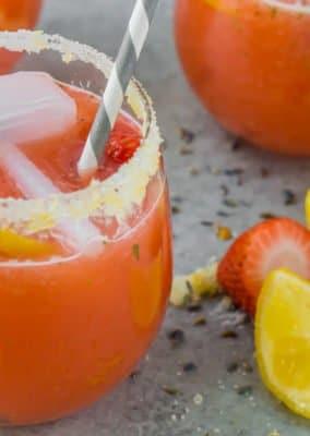 Don't skip this lavender lemonade recipe