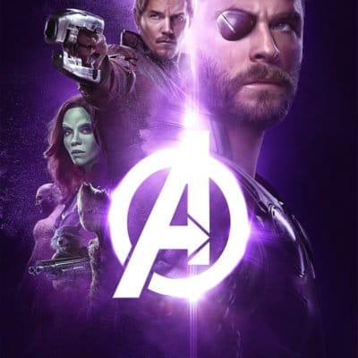 New Avengers Infinity War Posters