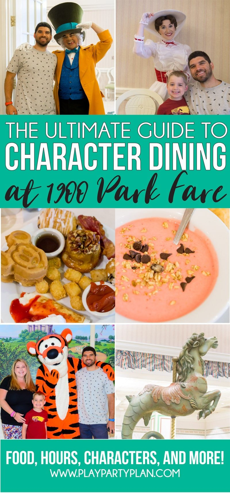 The Ultimate Guide To Disney Character Dining At Walt Disney World