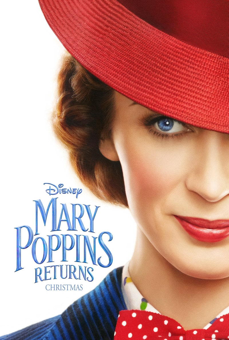 Everything you need to know about the Mary Poppins Returns movie!