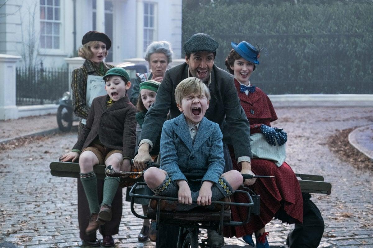 Lin-Manuel Miranda stars in Mary Poppins Returns