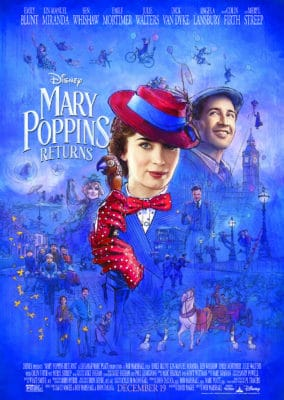 6 Reasons to Be Excited for Mary Poppins Returns