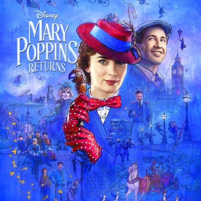 Let the Magic Begin at the Mary Poppins Returns Event!