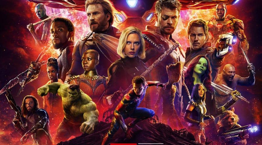 Avengers Infinity War Trailer 2 & Reaction Video