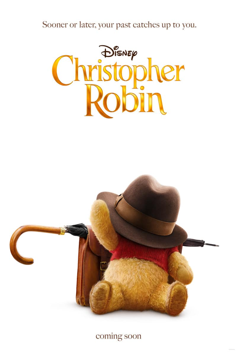 The Best Winnie The Pooh Quotes Christopher Robin Movie Trailer