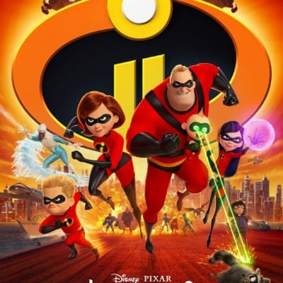 Jack Jack Has Powers! Unlocking Incredibles 2 Animation