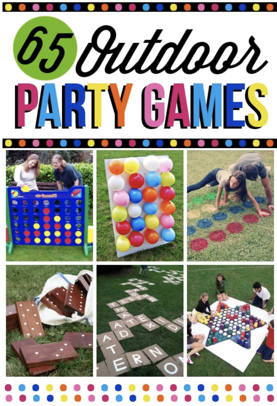 18 Memorable Graduation Party Games Everyone Will Absolutely Love