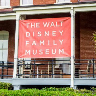 Everything You Need to Know About Visiting the Walt Disney Family Museum in San Francisco