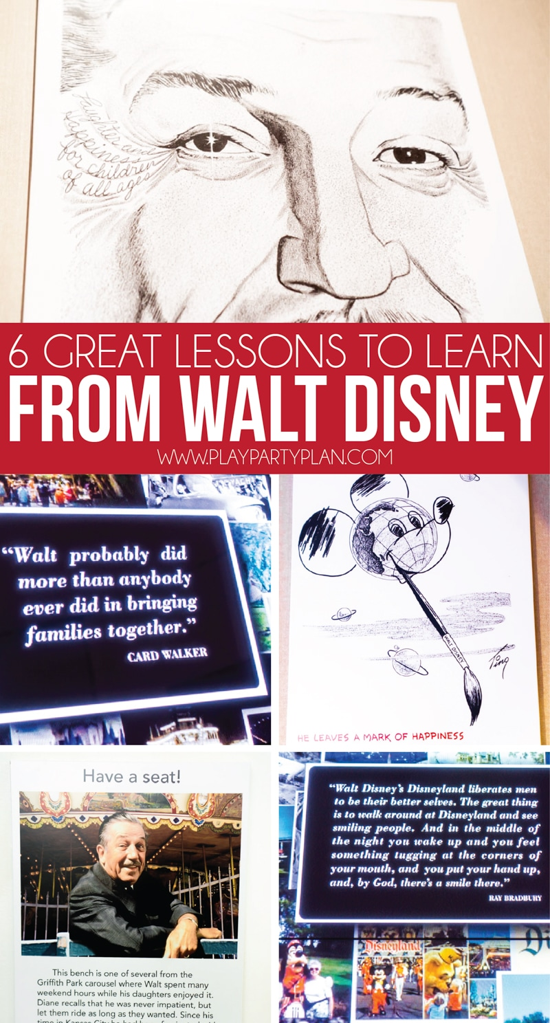 Tips for visiting the Walt Disney museum! It's not just a museum about Disney, it's a museum about the man with facts, pictures, a chronological biography, art, his original characters, movies, info from the Florida project, and more! There's something for anyone who loves Disney!