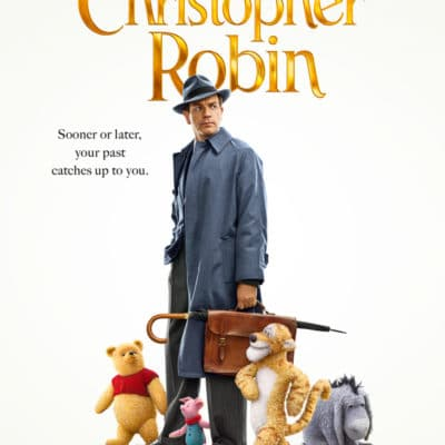 Christopher Robin Review: Christopher Robin is Like a Warm Hug Until It Isn't