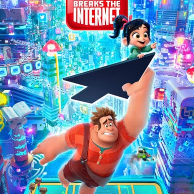 New Ralph Breaks the Internet Trailer with All the Princesses