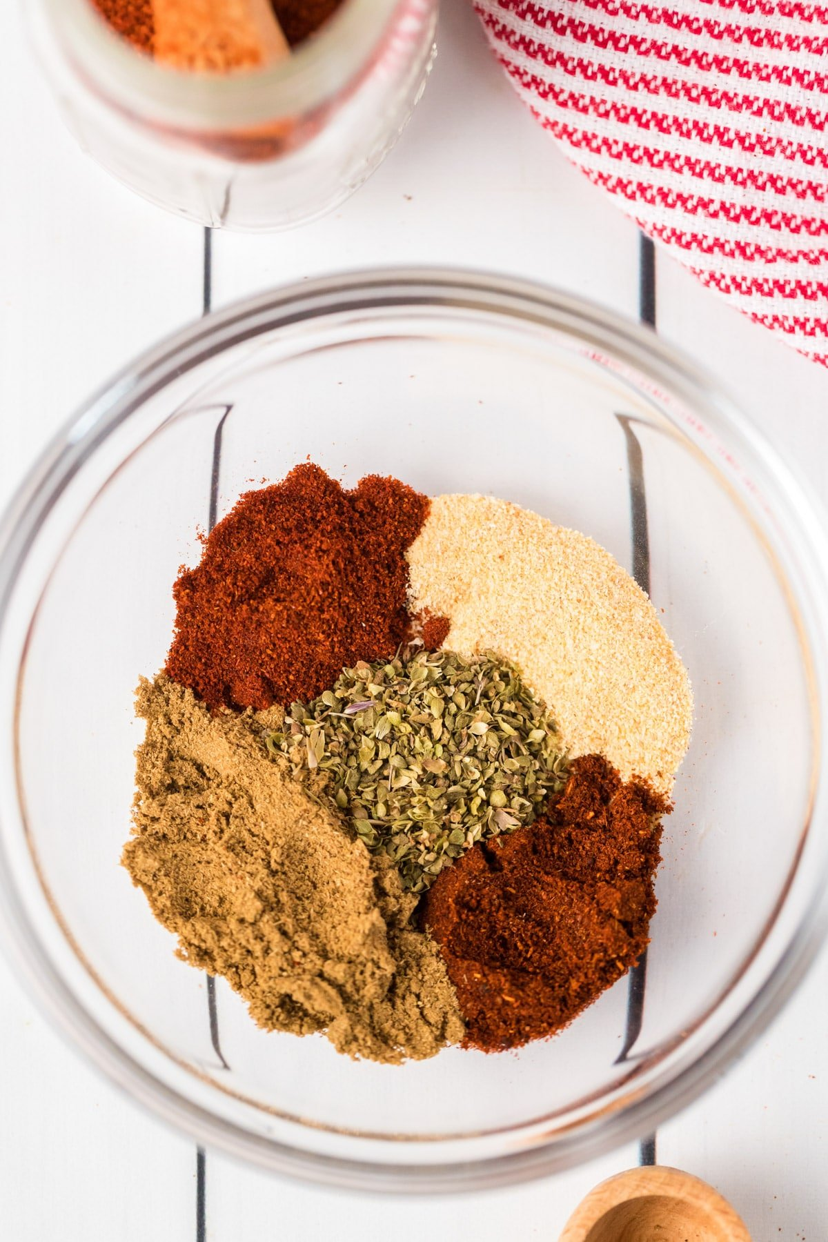 Spices for the best taco meat recipe