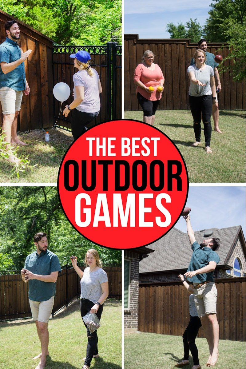 36 Of The Most Fun Outdoor Games For All Ages Play Party Plan
