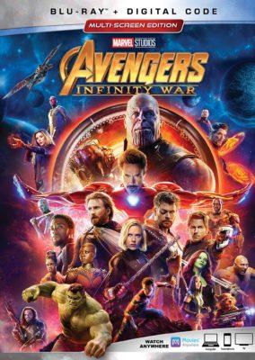 Avengers: Infinity War Blu-Ray & DVD Review