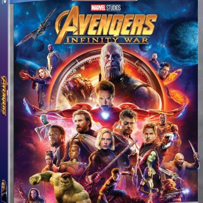 Avengers: Infinity War Blu-Ray & DVD Review