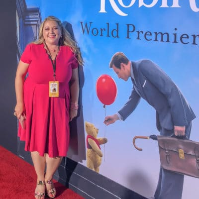 A Charming Night at the Christopher Robin Movie Premiere