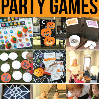 45+ Awesome Halloween Games For All Ages