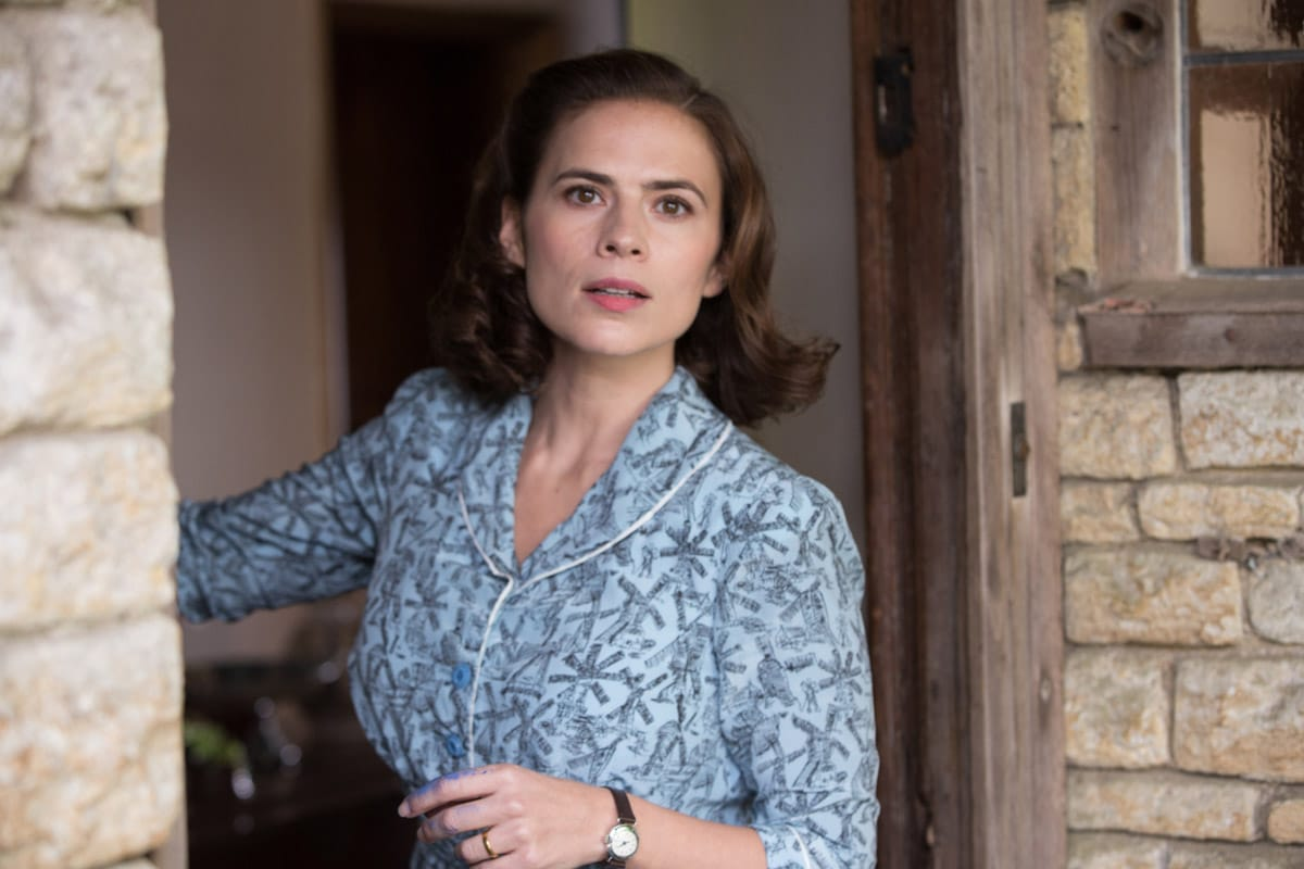an interview with hayley atwell on christopher robin