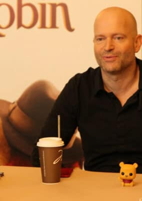 Metaphors, Music and More with Director Marc Forster