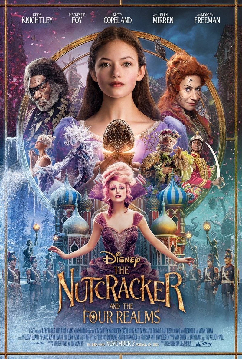 Nutcracker movie poster