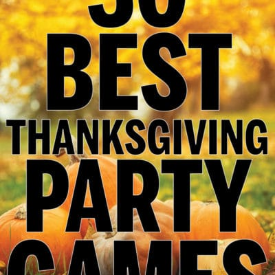 30+ of the Best Thanksgiving Games
