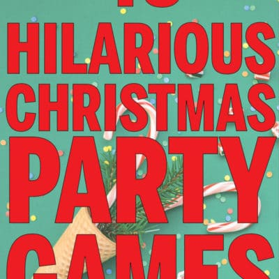 45 of the Most Entertaining Christmas Party Games