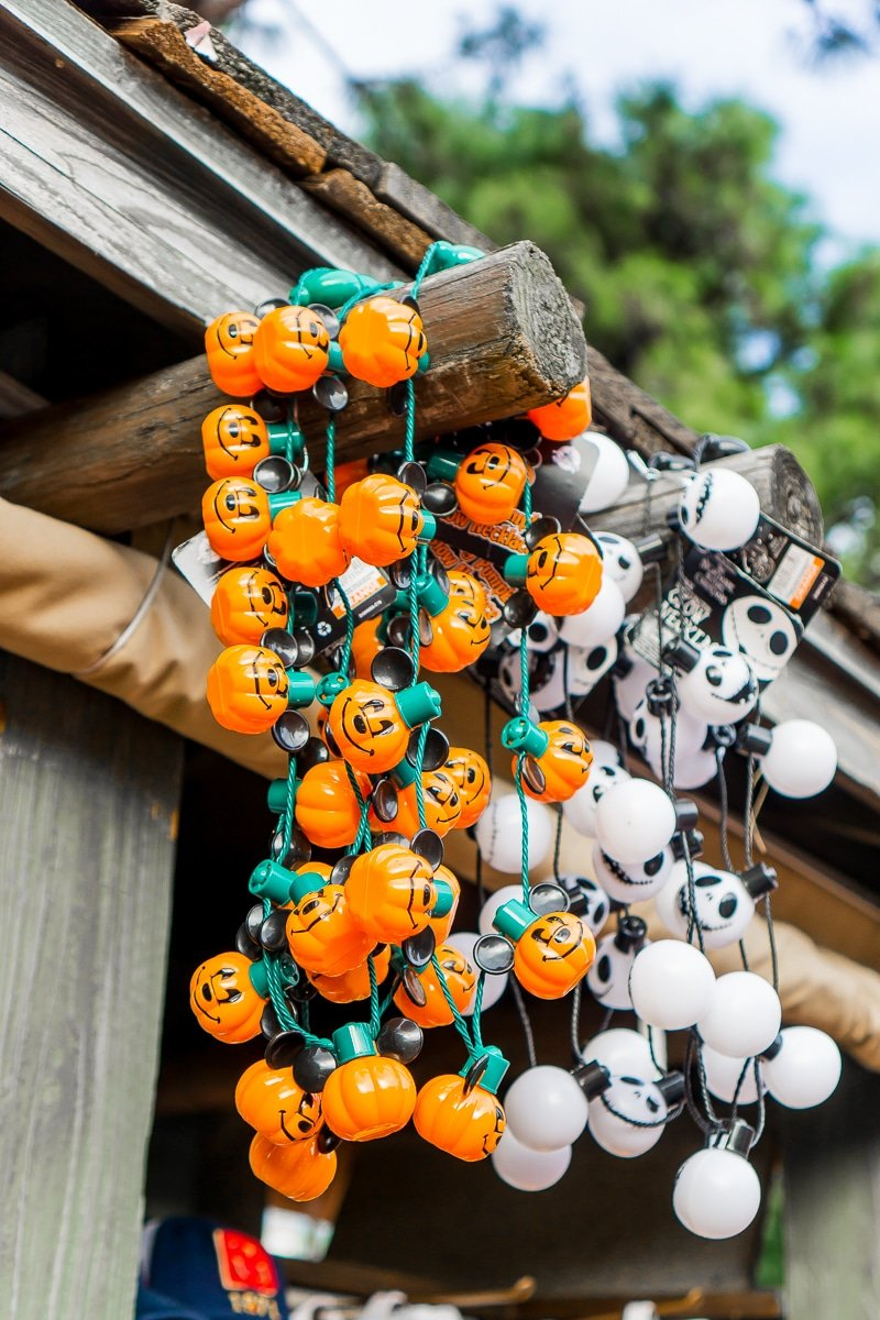 Merchandise at Mickey's Not So Scary Halloween Party