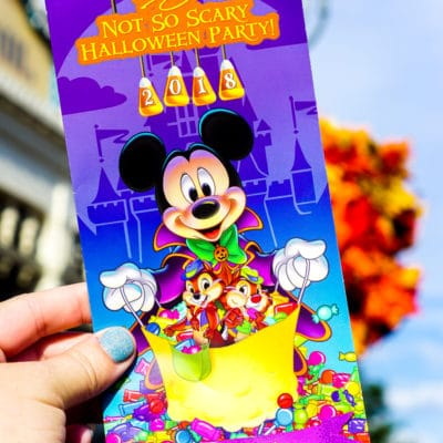8 Not to Be Missed Experiences at Mickey's Not So Scary Halloween Party