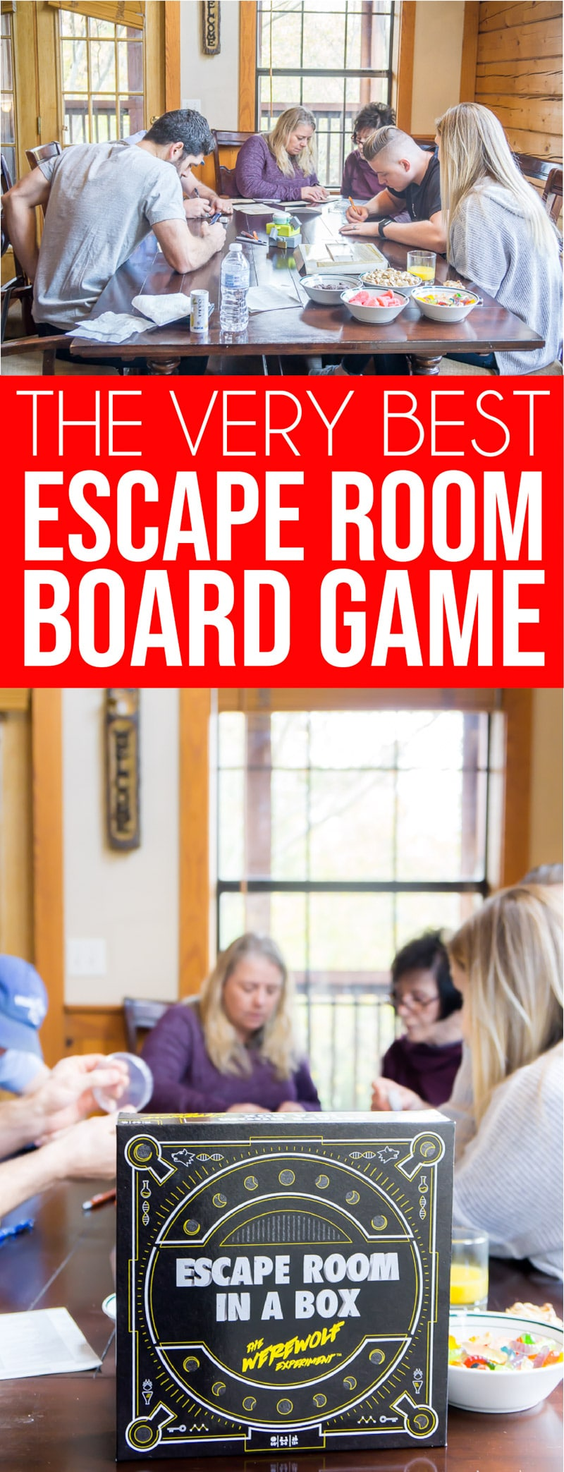 Target Room Escape Games