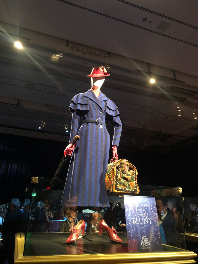 A Magical Night At The Mary Poppins Returns Red Carpet