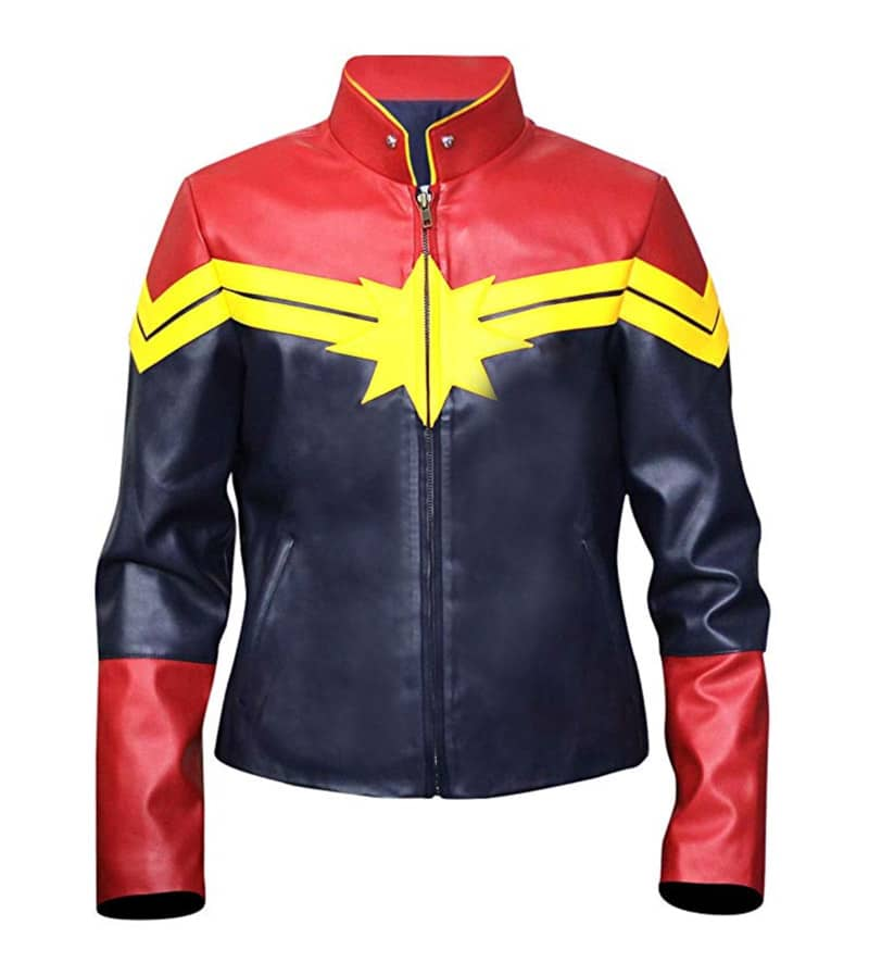 The best jacket for any Captain Marvel costume